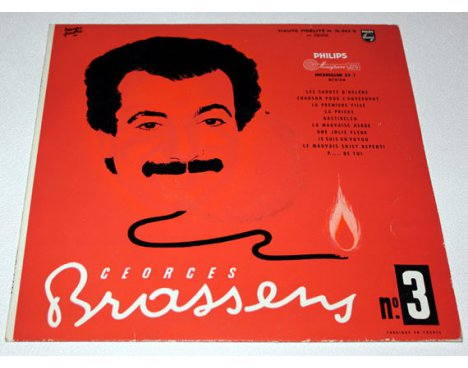 Georges Brassens, sa guitare et les rythmes - N° 3