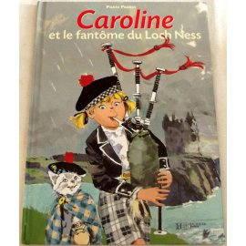 Caroline et le fantôme du Loch Ness