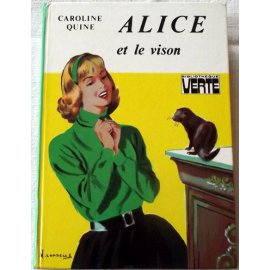 Alice et le vison