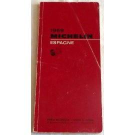 Guide Michelin - Espagne 1969