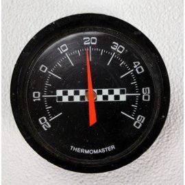 Thermomètre de voiture, vintage
