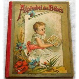 Alphabet des bébés - A. Capendu Éditeur