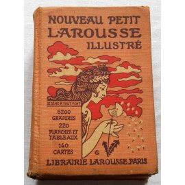 Nouveau petit Larousse illustré - Librairie Larousse,