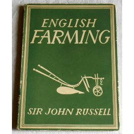 English farming - Sir John Russell - William Collins of London, 1943