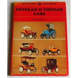 Veteran & vintage cars - C. Gibson - Nelson, 1970
