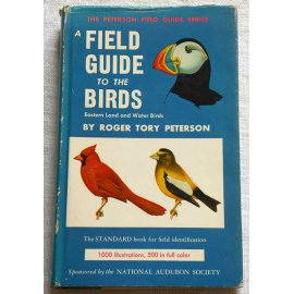 A Field guide to the birds - R. Tory Peterson - Houghton Mifflin Company, 1963