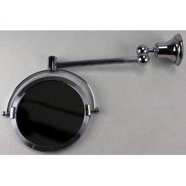 Miroir en métal chromé