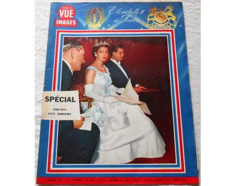 Point De Vue Images Du Monde Hebdomadaire N 461 12 Avril 1957 Octo Puces