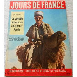 Paris Match N° 363 du 24 Mars 1956