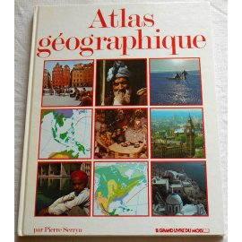 Atlas Géographique - Le Grand Livre du Mois, 1983