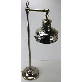 Lampe médicale Charles Gamain, sur pied, ancienne