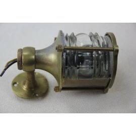 Lampe coursive de bateau, ancienne
