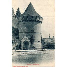 Luzern - Nölliturm