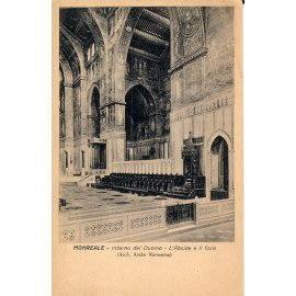 Monreale - Interno del Duomo