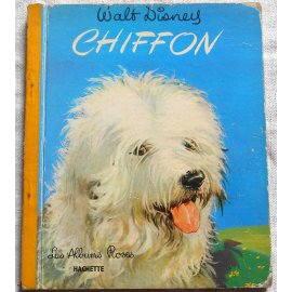 Chiffon - Les Albums Roses, Hachette 1968