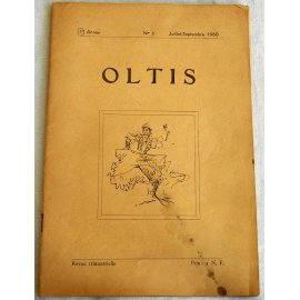 Revue OLTIS, N° 1, Juillet-Septembre 1980