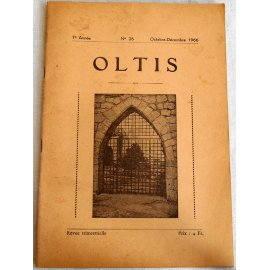 Revue OLTIS, N° 26, Octobre-Décembre 1966