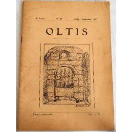 Revue OLTIS, N° 29, Juillet-Septembre 1967