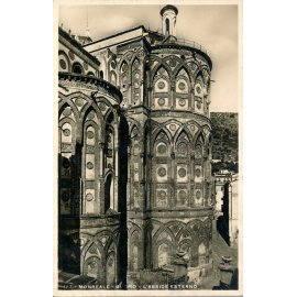 Monreale - Duomo - L'Abside esterno