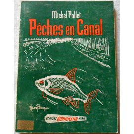 Pêches en Canal - M. Pollet - Bornemann, 1961