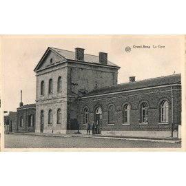 Grand-Reng - La Gare