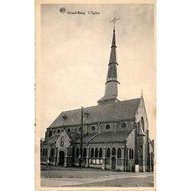 Grand-Reng - L'Église