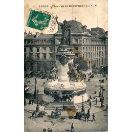 Paris - Vieux Montmartre