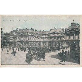 Paris - Place du Palais-Royal