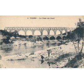 Nimes - Le Pont du Gard