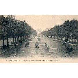 Paris - Avenue des Champs-Élysées