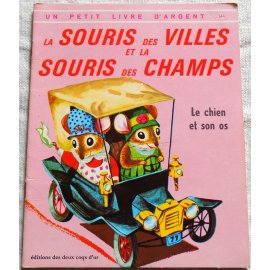 La souris des villes et la souris des champs - Un  petit livre d'argent, 1970
