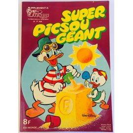 Super Picsou Géant - Edi-Monde, Walt-Disney 1978