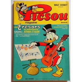 Picsou Magazine n° 81 - Edi-Monde, Walt-Disney 1978