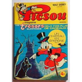 Picsou Magazine n° 71 - Edi-Monde, Walt-Disney 1978