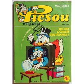 Picsou Magazine n° 65 - Edi-Monde, Walt-Disney 1977