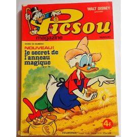 Picsou Magazine n° 58 - Edi-Monde, Walt-Disney 1976