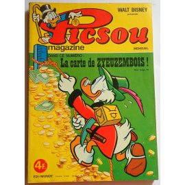 Picsou Magazine n° 56 - Edi-Monde, Walt-Disney 1976