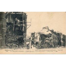 La Grande Guerre - Saint-Quentin