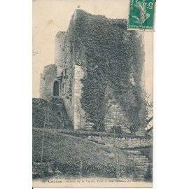 Caylus - Ruines de la Vieille Tour