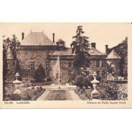 Langres - Château de Pailly