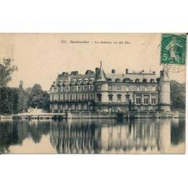 Rambouillet - Le Château vu des Iles