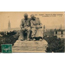 Paris - Square du Père-Lachaise
