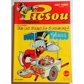 Picsou Magazine n° 53 - Edi-Monde, Walt-Disney 1976