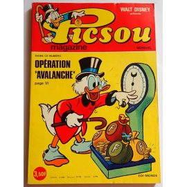 Picsou Magazine n° 49 - Edi-Monde, Walt-Disney 1976