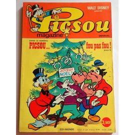 Picsou Magazine n° 47 - Edi-Monde, Walt-Disney 1976