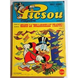Picsou Magazine n° 44 - Edi-Monde, Walt-Disney 1975