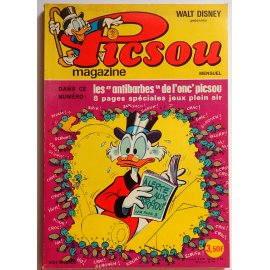 Picsou Magazine n° 42 - Edi-Monde, Walt-Disney 1975