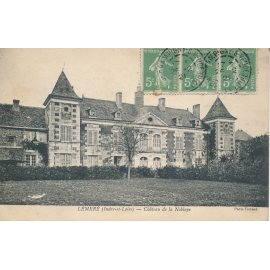 Lémeré - Château de la Noblaye
