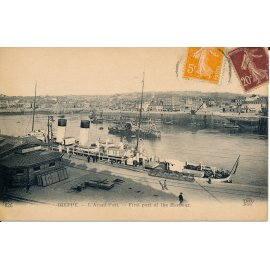 Dieppe - L'avant-Port