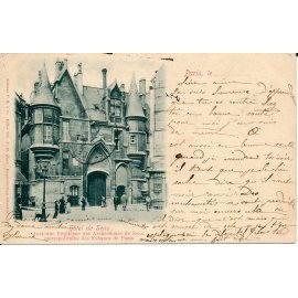 Paris - Hôtel de Sens